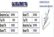 Calculatrive_TVA-Excel Finances & Entreprise