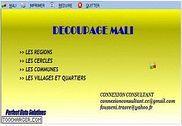 DECOUPAGE-MALI Utilitaires