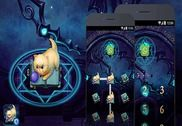AppLock Theme - Magic Book Internet