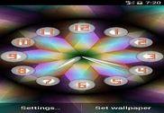 Analog Clock Live Wallpaper Internet