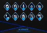 Alienate Icon Pack Internet