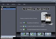 4Videosoft Transfert iPhone Multimédia