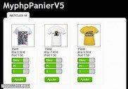 MyPhpPanierV5 PHP