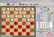 Actual Checkers 2000 A Jeux