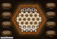 Hexagonal Chess Jeux