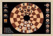 Byzantine Circular Chess Jeux