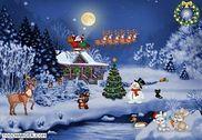 Christmas Evening Personnalisation de l'ordinateur