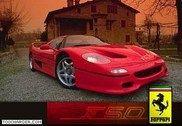Ferrari Personnalisation de l'ordinateur