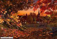 Autumn Wonderland 3D Screensaver Personnalisation de l'ordinateur