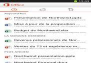 Microsoft Office Mobile Android Bureautique
