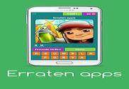 Apps erraten Jeux