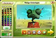 Rango Coloring Game Jeux