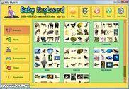 Baby Keyboard Education