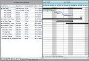 Silverlight Gantt Chart Programmation
