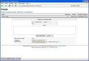 Forum Oxalis PHP