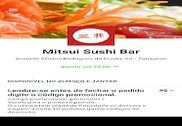 Mitsui Sushi Bar Maison et Loisirs