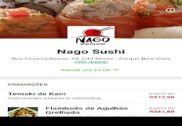 Nago Sushi Delivery Maison et Loisirs