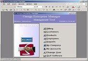 Omega Enterprise Manager Finances & Entreprise