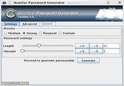 Aconiac Password Generator Utilitaires