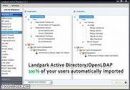 Landpark Active Directory/OpenLDAP Réseau & Administration