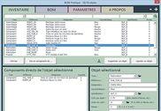 Logiciel de gestion des BOM Finances & Entreprise