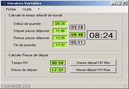 Horaires Variables Bureautique