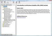 WiX Toolset Programmation