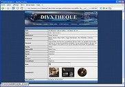 Divxtheque PHP