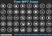 Free WP7 Icons Personnalisation de l'ordinateur