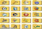 Golden Folders Personnalisation de l'ordinateur