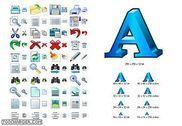 Word Icon Library Personnalisation de l'ordinateur