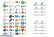 Vista Toolbar Icons Personnalisation de l'ordinateur