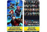 MARVEL Battle Lines iOS Jeux