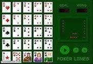 Poker Lines Jeux
