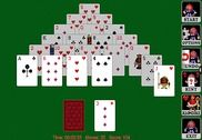 Pyramid Solitaire Jeux