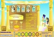 Egyptian Videopoker Jeux