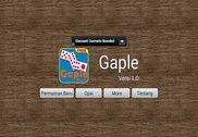 Gaple Jeux