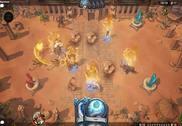 Hand of the Gods: Smite tactics Jeux