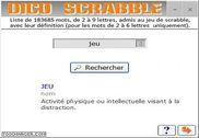 Dico scrabble Jeux