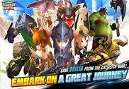 Guardian Hunter: SuperBrawlRPG Jeux
