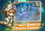 Lumia Saga IOS Jeux