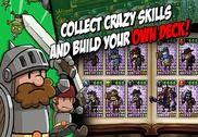WhamBam Warriors - Puzzle RPG Jeux