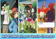 Pokémon Masters EX Jeux
