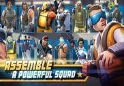 Alpha Squad 5 Android  Jeux