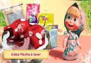 Masha et Michka: Jeux de Nettoyage de Maison Jeux
