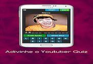 Adivinhe o Youtuber Quiz Jeux