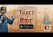 Ticket to Ride Jeux