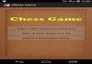 Jeu d'échecs gratuit - Android Jeux