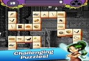 Mahjong Mystery: Escape The Spooky Mansion Jeux