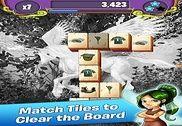 Hidden Mahjong Unicorn Garden Jeux